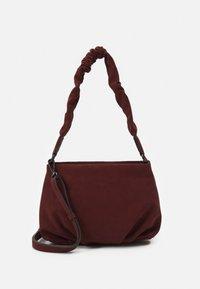 TOM TAILOR - Handbag - henna - 0