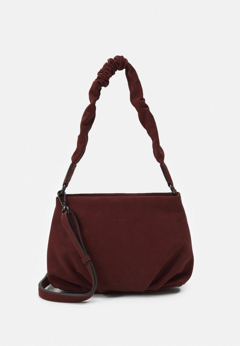 TOM TAILOR - Handbag - henna