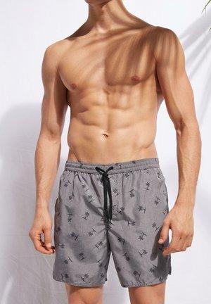 Swimming shorts - palme melange