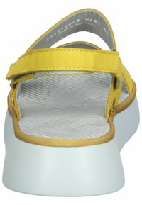 Fly London - Plateausandaler - bright yellow - 2