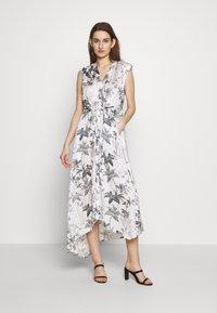 AllSaints - TATE EVOLUTION DRESS - Kjole - chalk white - 0