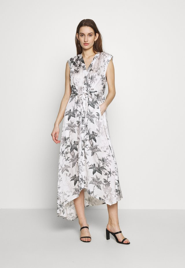 TATE EVOLUTION DRESS - Robe d'été - chalk white