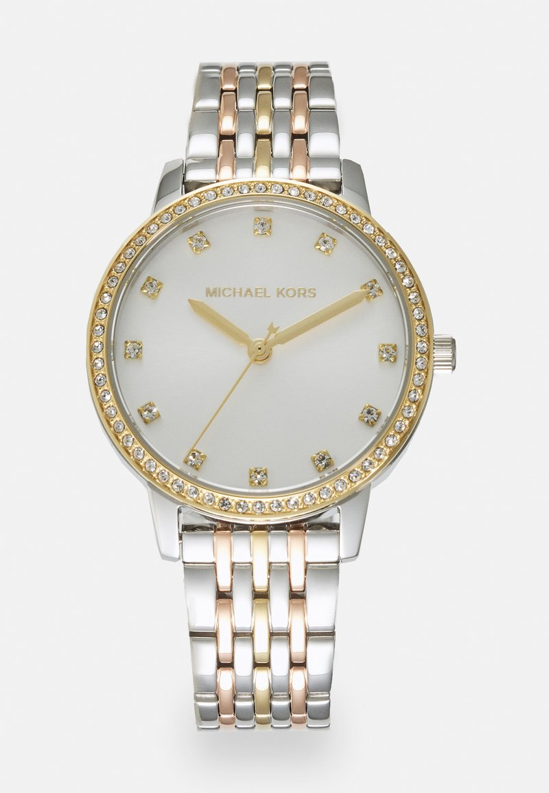 Michael Kors - Watch - rose/silver-coloured