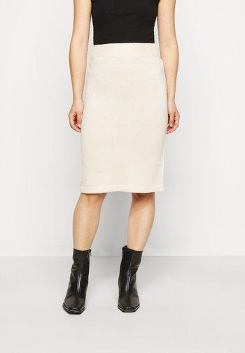 VMKOREA PENCIL SKIRT - Pencil skirt - birch