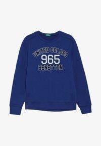 Benetton - Sweatshirts - blue - 2