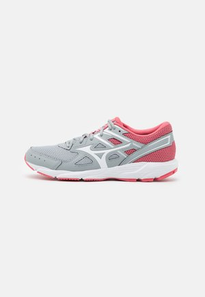 SPARK 6 - Zapatillas de running neutras - high rise/white/tea rose