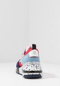 Steve Madden - CLIFF - Sneakers - pink/black - 5