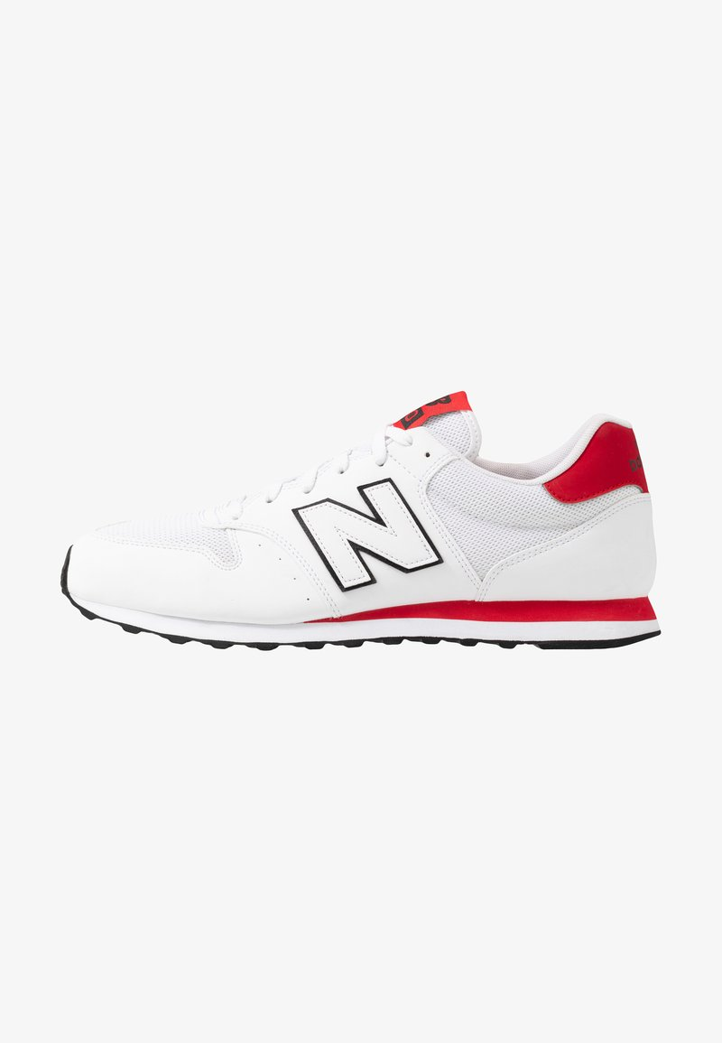 New Balance - GM500 - Zapatillas - white/navy/red