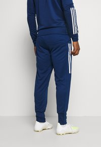adidas Performance - AJAX AMSTERDAM AEROREADY FOOTBALL TRACKSUIT - Club wear - blue - 4