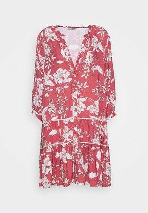 SUMMER RENAISSANCE DRESS - Blousejurk - vintage red