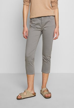 CAPRI - Slim fit jeans - light grey