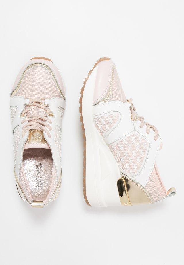 ZIA NEO CALI - Sneakers basse - rose gold