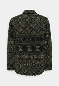 Anerkjendt - AKSØREN PILE - Fleece jacket - dark green - 1