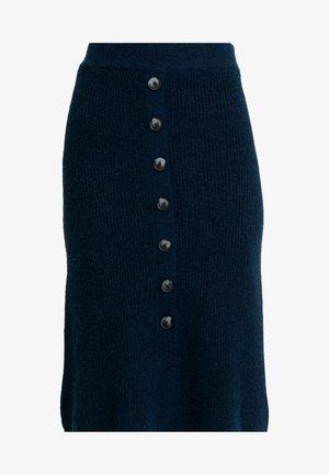 OBJDAISY SKIRT - A-line skirt - sky captain