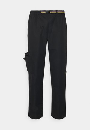 CAMPING PANT - Cargo trousers - black