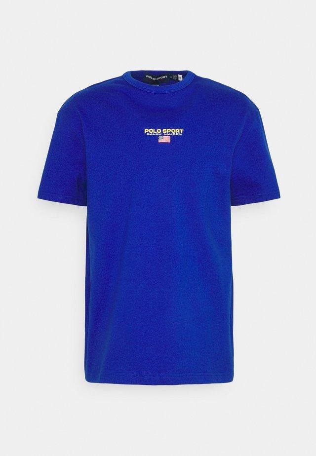 SHORT SLEEVE - T-shirt imprimé - sapphire star