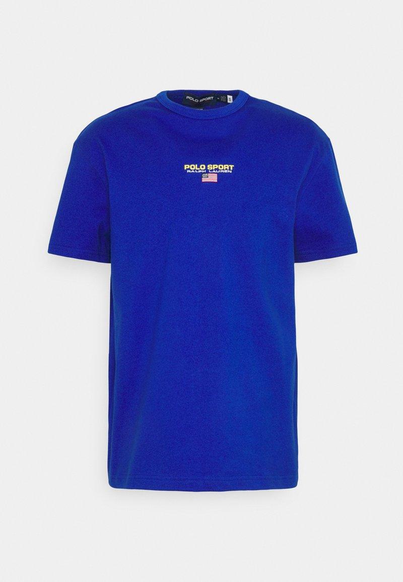 Polo Sport Ralph Lauren - SHORT SLEEVE - T-shirt con stampa - sapphire star