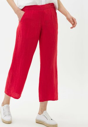 STYLE MAINE S - Trousers - summer red