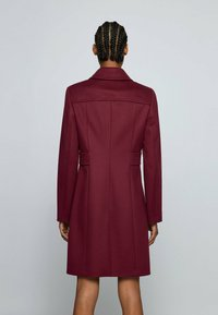 BOSS - CASENA - Classic coat - dark red - 2