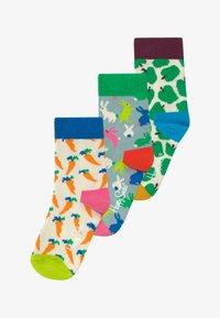 Happy Socks - BUNNY APPLE 3 PACK - Socks - multi-coloured - 2