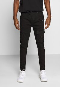 Glorious Gangsta - DONATI - Jeans Skinny Fit - black - 0