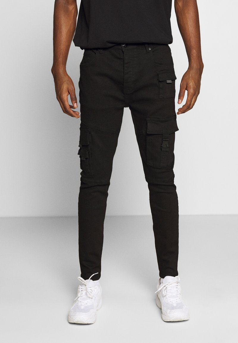 Glorious Gangsta - DONATI - Jeans Skinny Fit - black