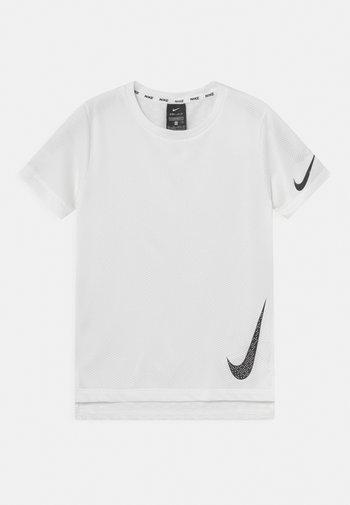 INSTACOOL - Print T-shirt - white