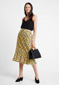 Six Ames - LEA - Áčková sukně - multi-colored - 1