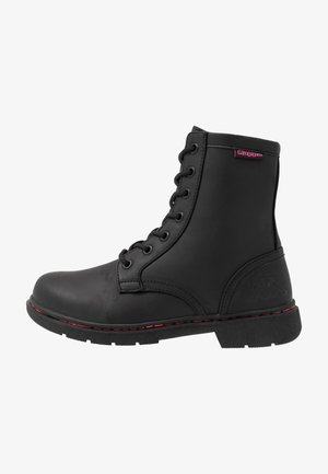 DEENISH - Outdoorschoenen - black/pink