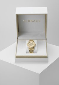 Versace Watches - V-MOTIF VINTAGE LOGO - Orologio - gold-coloured - 3