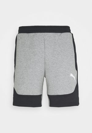 EVOSTRIPE SHORTS - Korte broeken - medium gray heather