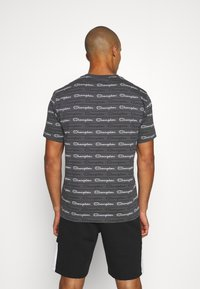 Champion - CREWNECK - T-shirt con stampa - grey - 2