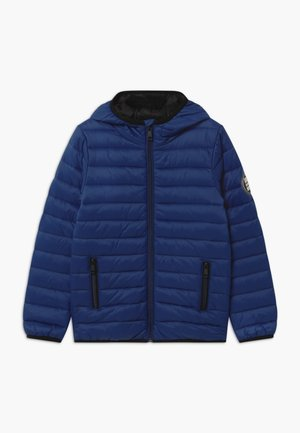 KID MINI - Winterjas - royal/black