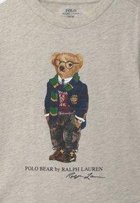 Polo Ralph Lauren - Print T-shirt - american heather - 2