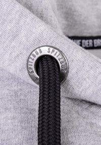 Spitzbub - VALENTIN - Zip-up sweatshirt - grau - 6