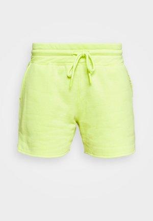 BRANDED WOMENS ESSENTIALS  - Sportovní kraťasy - green/ lightgreen