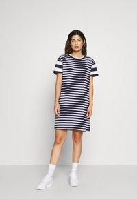 GAP Petite - Jersey dress - blue - 0