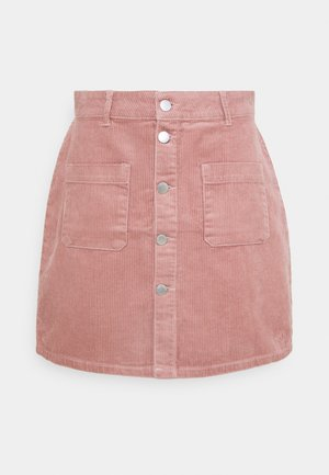 JDYSHIRAZ LIFE SHORT SKIRT - Mini skirt - woodrose