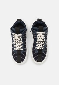 Marni - High-top trainers - dark blue - 3