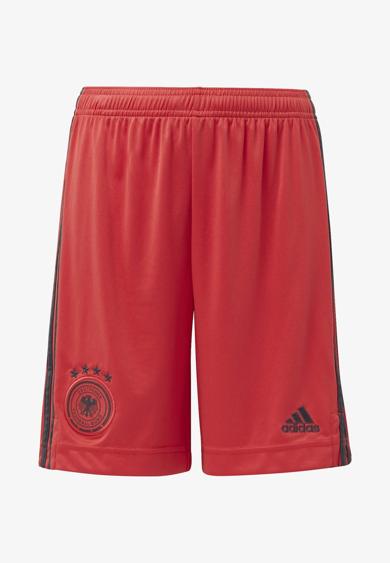 adidas Performance - DEUTSCHLAND DFB TORWART HEIMSHORTS - Sports shorts - glory red