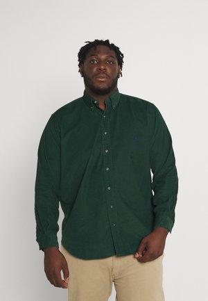 LONG SLEEVE SPORT SHIRT - Overhemd - college green