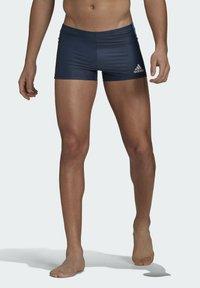 adidas Originals - Swimming trunks - blue - 0