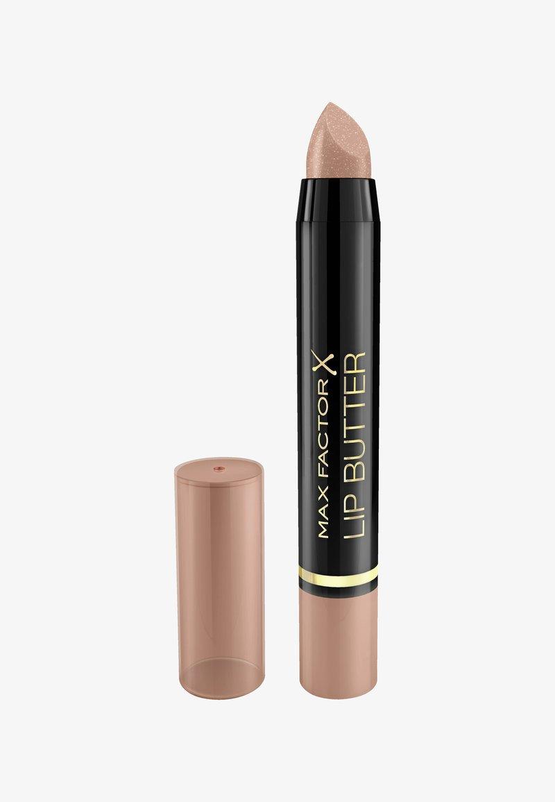 Max Factor - COLOUR ELIXIR LIP BUTTER - Lipstick - 115 creamy caramel
