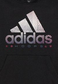 adidas Performance - Jersey con capucha - black - 3
