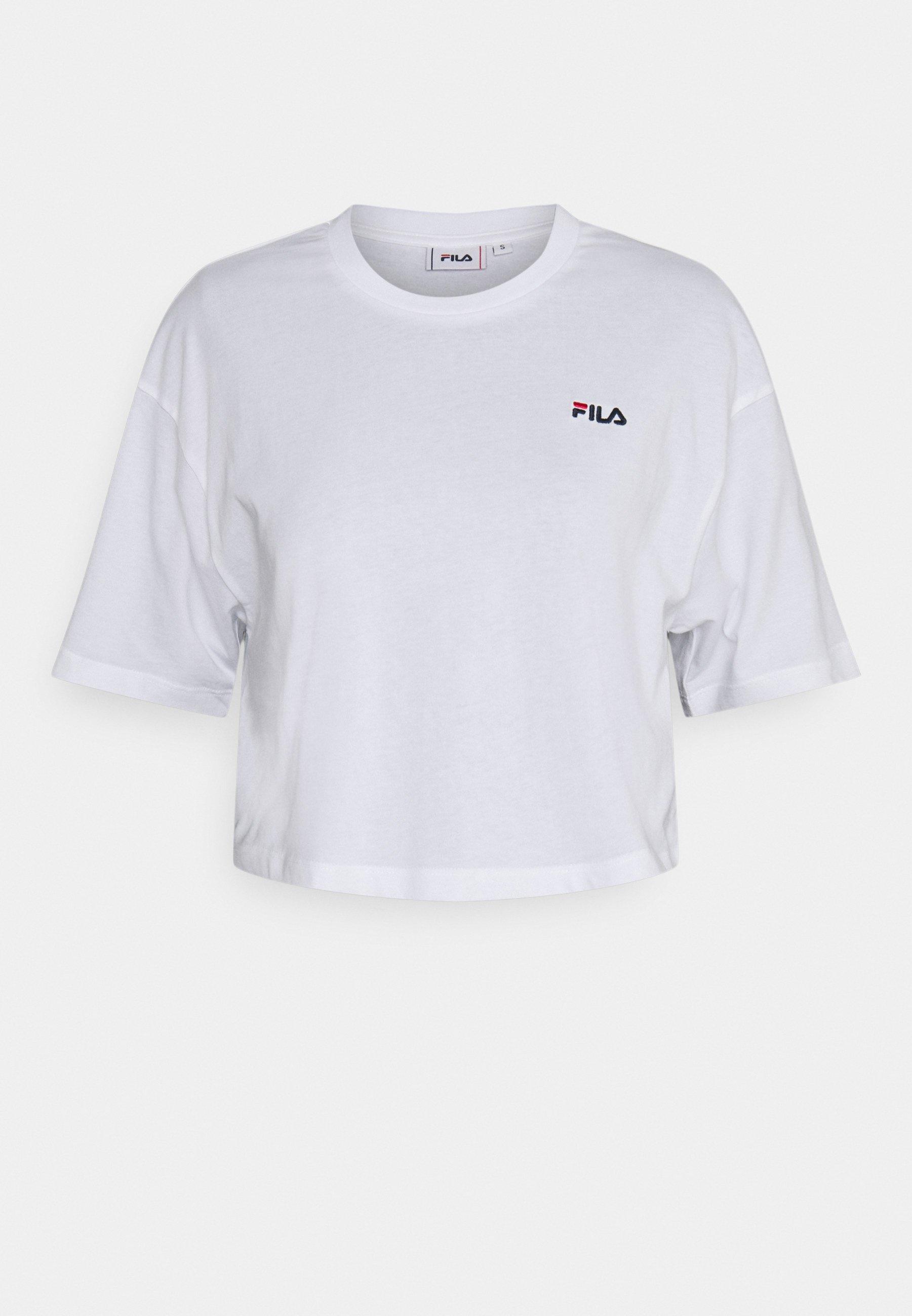 Mujer ELLASYN CROPPED TEE - Camiseta básica