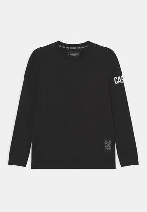 OXBAN - Pitkähihainen paita - black