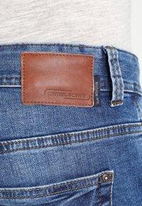 camel active - 9Z54 HOUSTON - Straight leg jeans - stone blue - 5