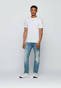 BOSS - TLOVE  - Print T-shirt - white - 1