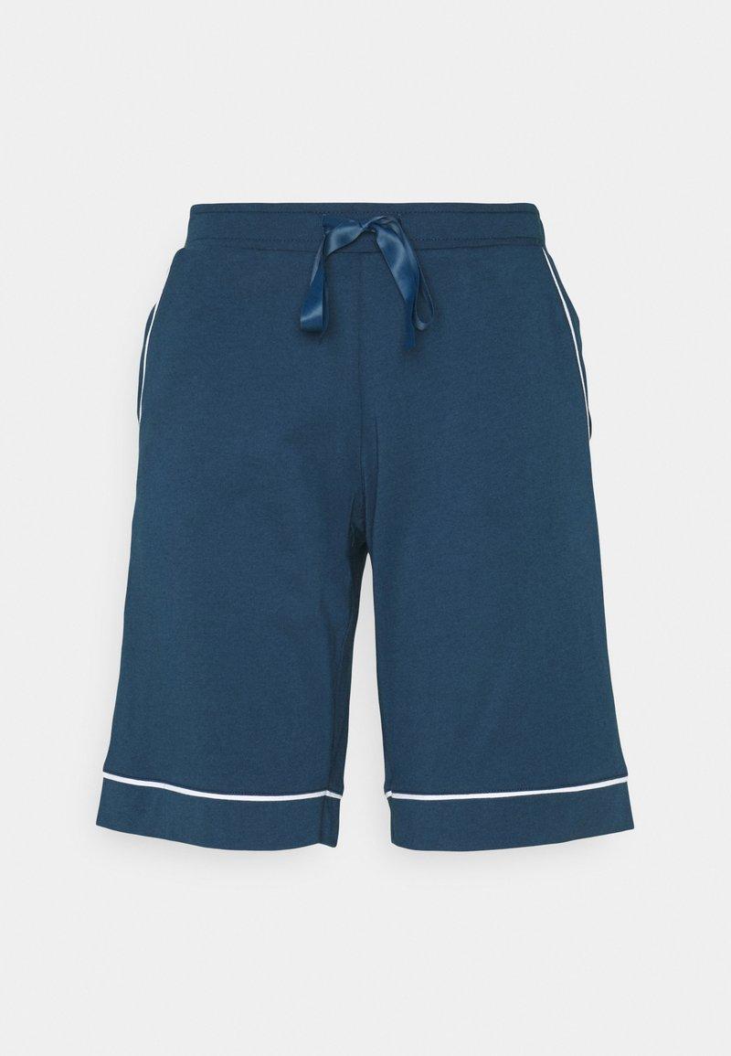Schiesser - BERMUDA - Pyjama bottoms - petrol