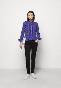 Polo Ralph Lauren - OXFORD - Button-down blouse - active royal/white - 1